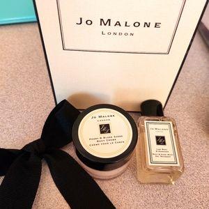 Jo Malone cream and body/hand wash BNWT